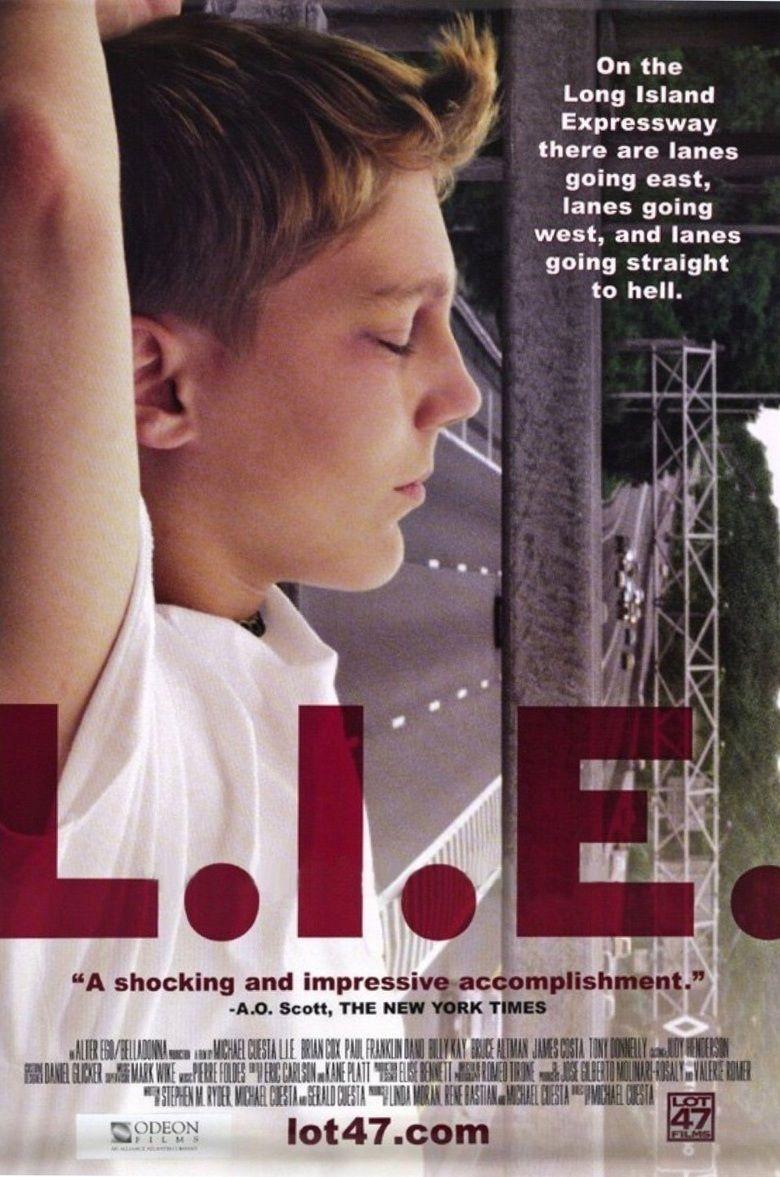 LIE movie poster