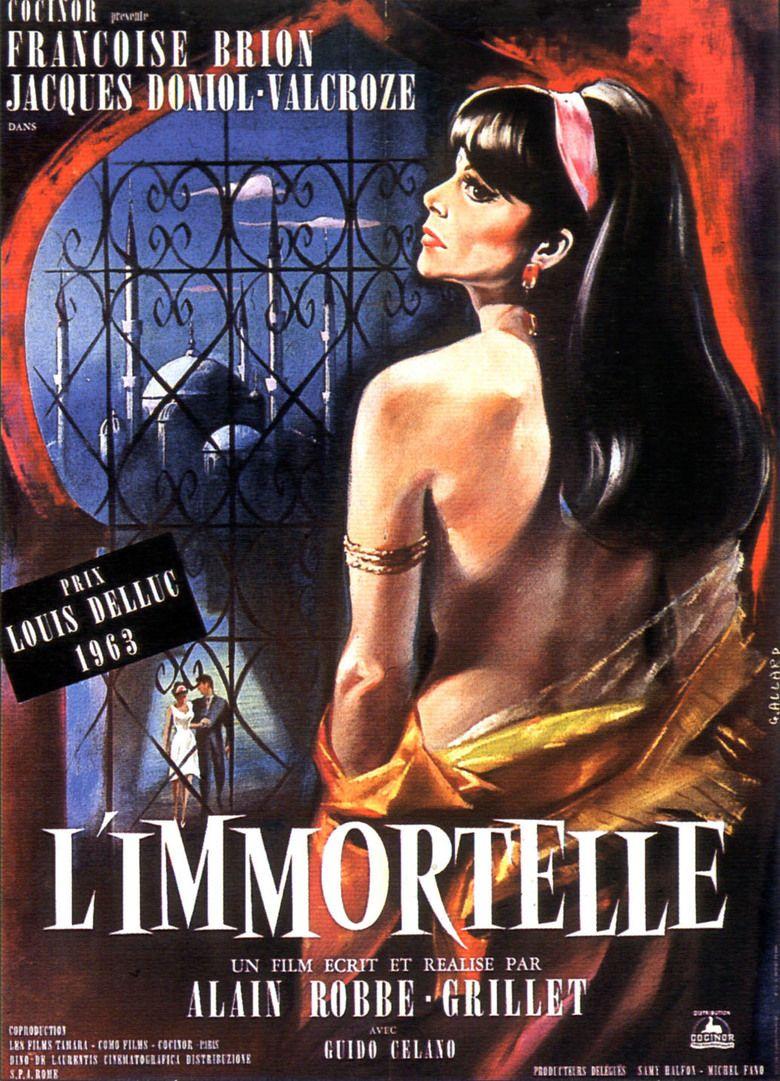 LImmortelle movie poster