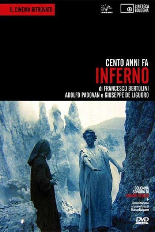 LInferno (1911 film) movie poster