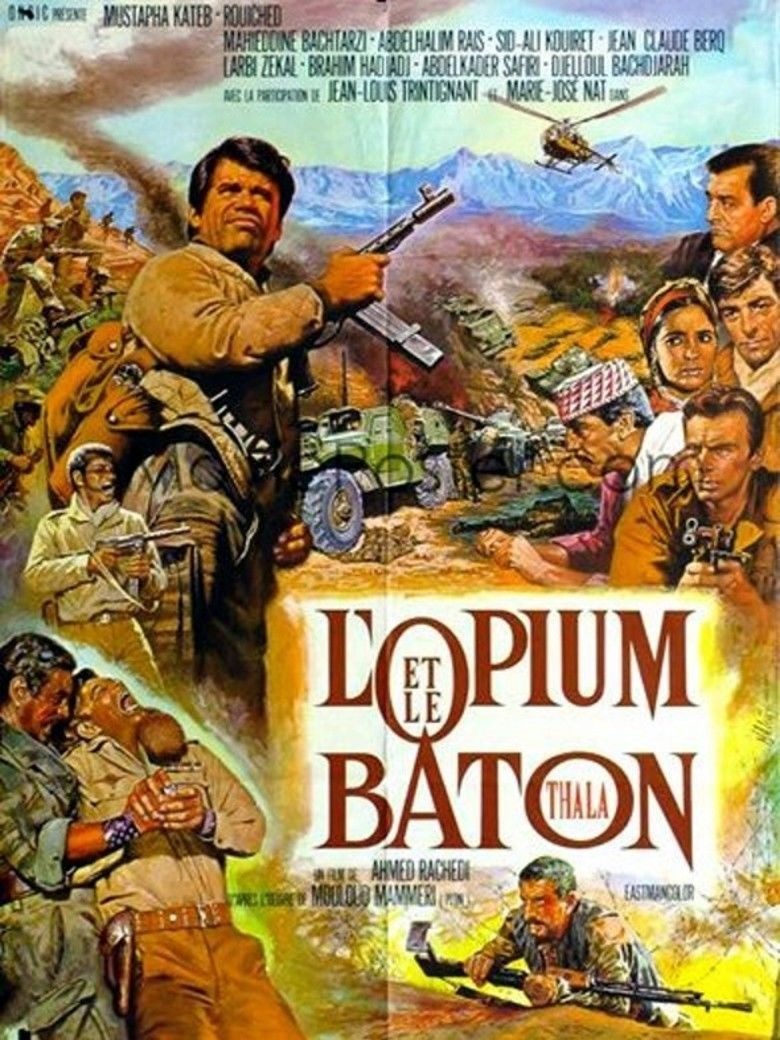 LOpium et le Baton movie poster