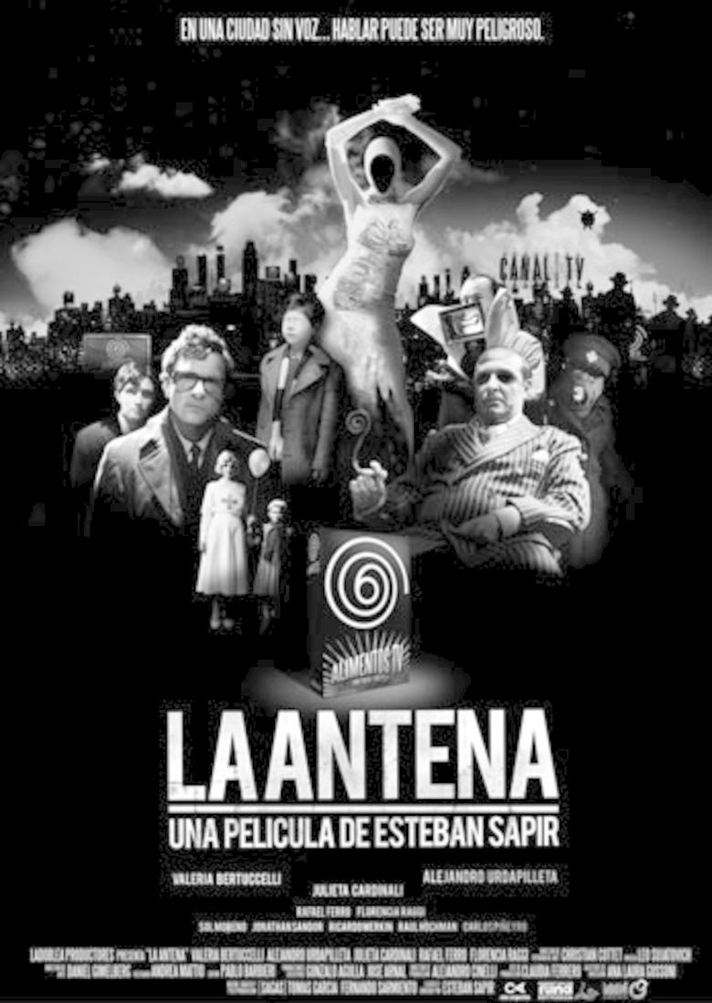 La Antena movie poster