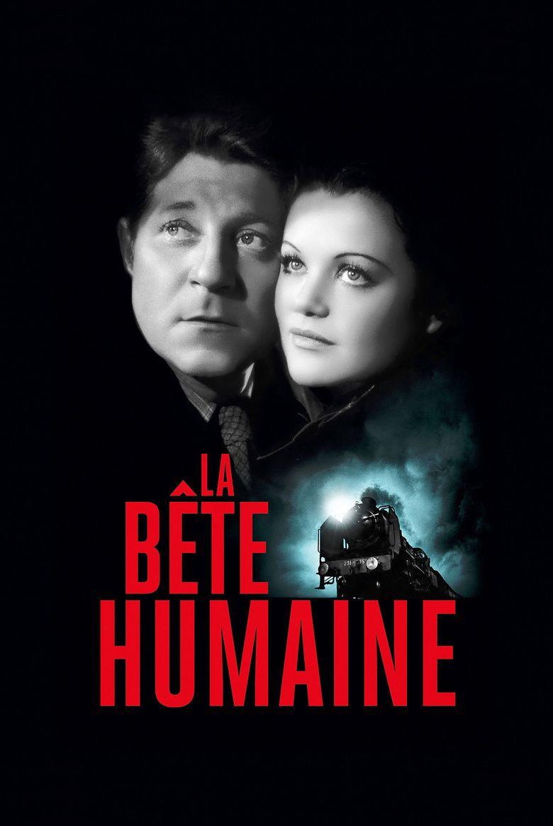 La Bete Humaine (film) movie poster
