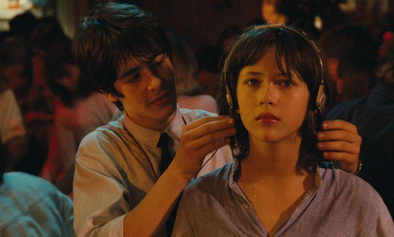 La Boum movie scenes