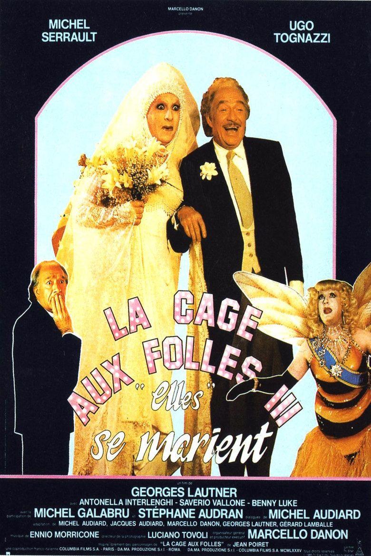La Cage aux Folles 3: The Wedding movie poster
