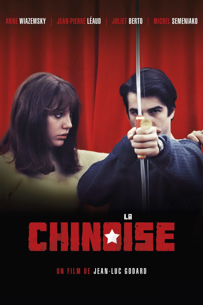 La Chinoise movie poster