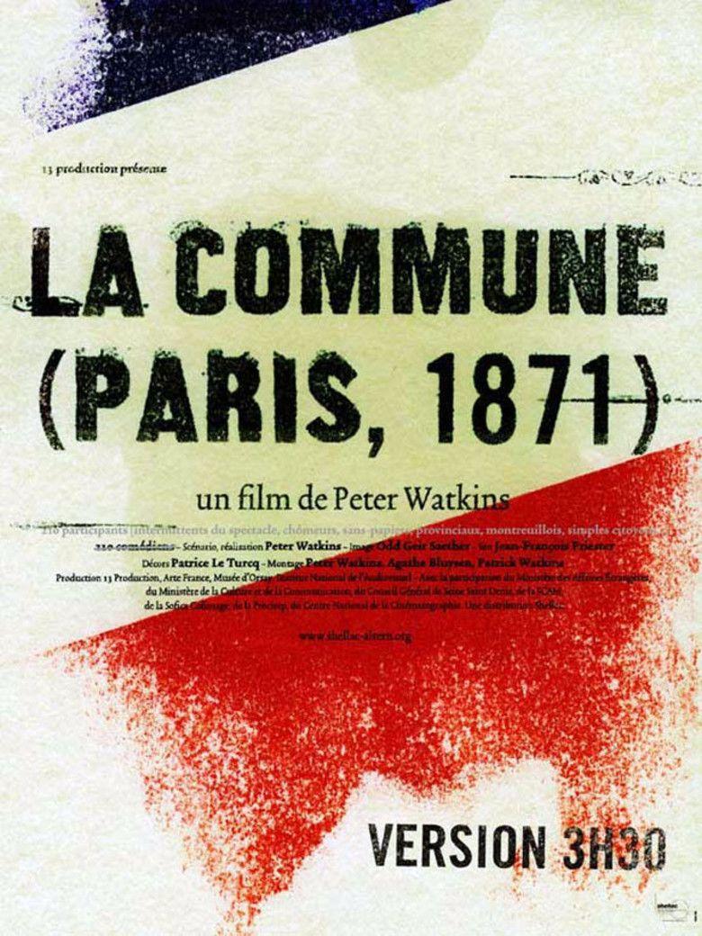 La Commune (Paris, 1871) movie poster