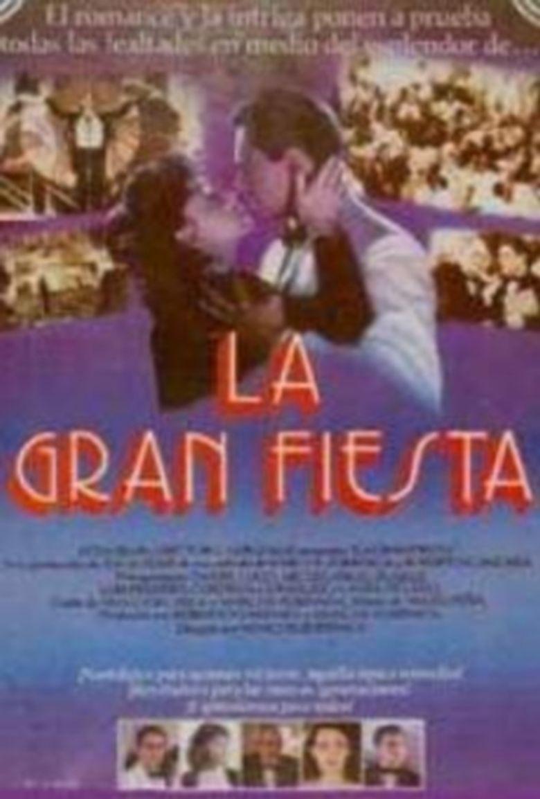 La Gran Fiesta movie poster