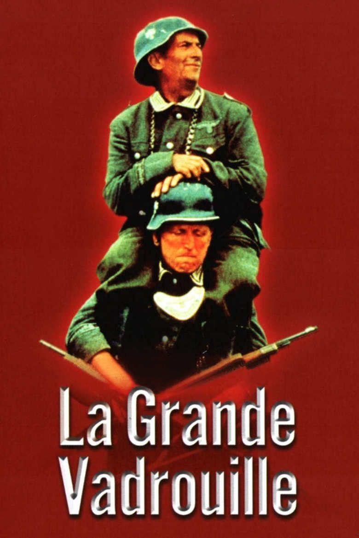 La Grande Vadrouille movie poster