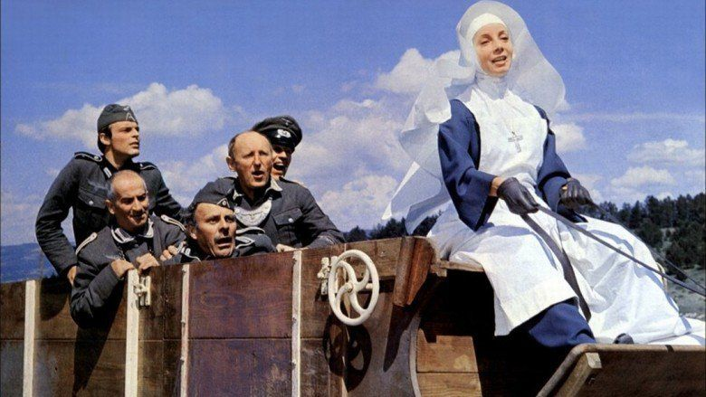 La Grande Vadrouille movie scenes