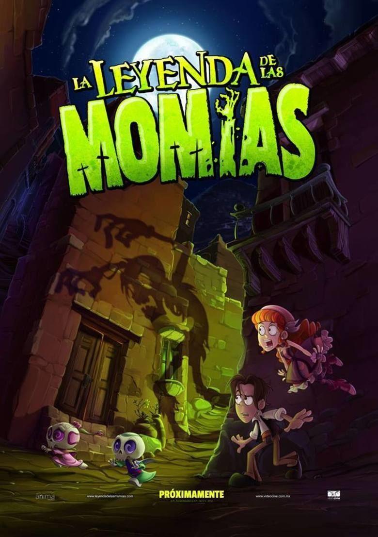 La Leyenda de las Momias movie poster
