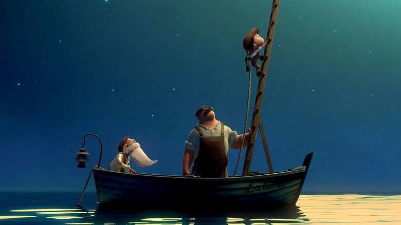 La Luna (2011 film) movie scenes