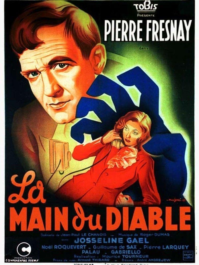 La Main du diable movie poster
