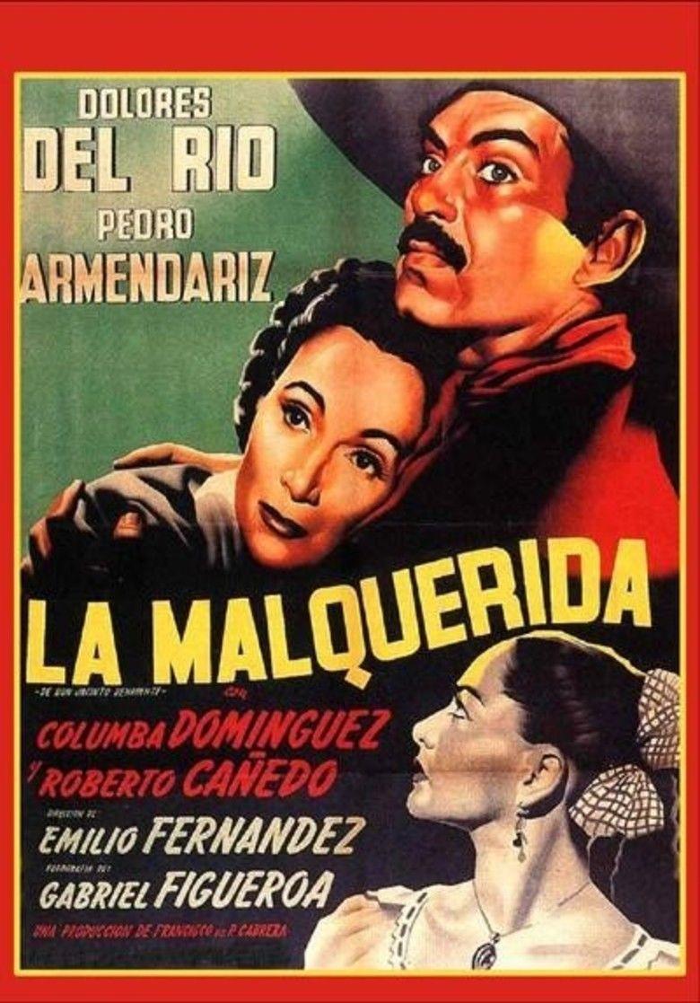 La Malquerida movie poster