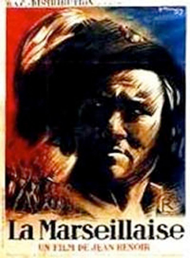La Marseillaise (film) movie poster
