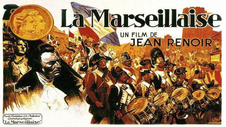 La Marseillaise (film) movie scenes