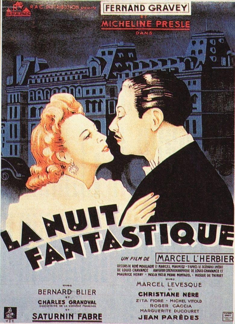 La Nuit fantastique movie poster