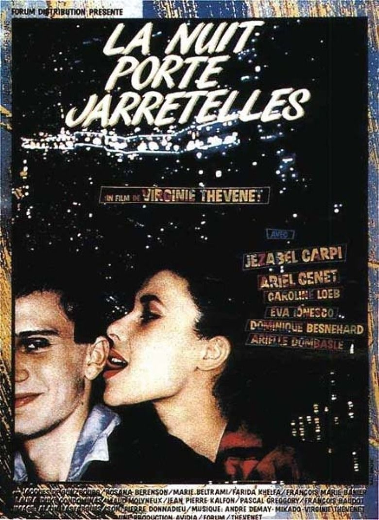La Nuit porte jarretelles movie poster