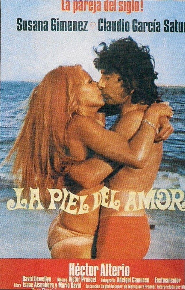 La Piel del amor movie poster