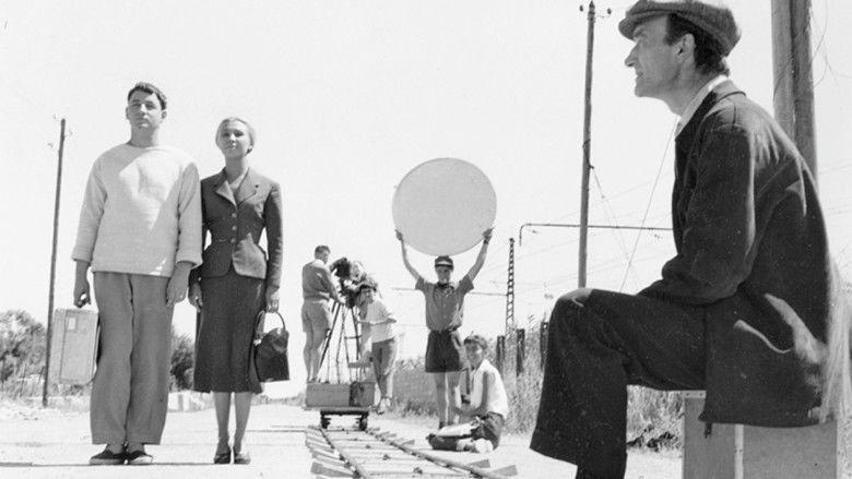 La Pointe Courte movie scenes