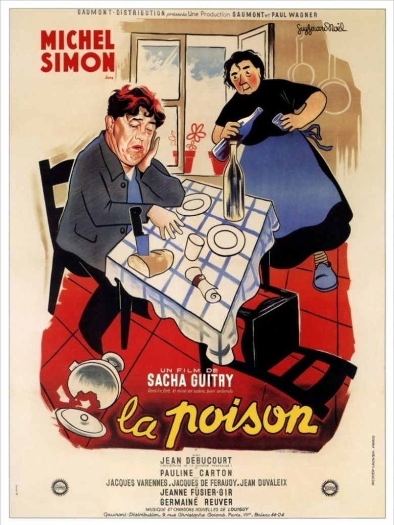 La Poison movie poster