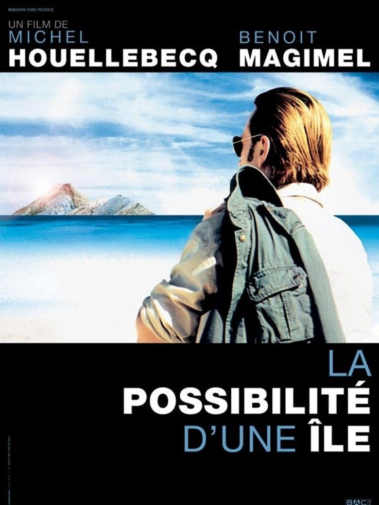 La Possibilite dune ile (film) movie poster