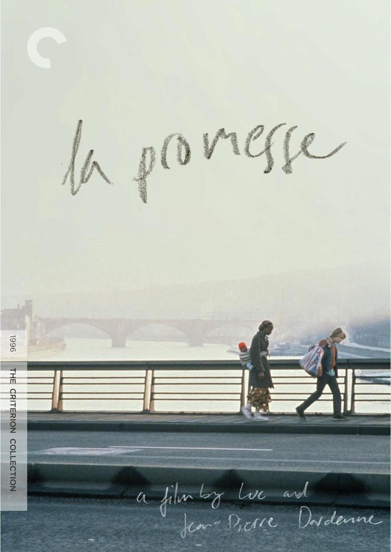 La Promesse movie poster