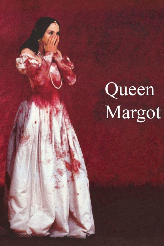 La Reine Margot (1994 film) movie poster