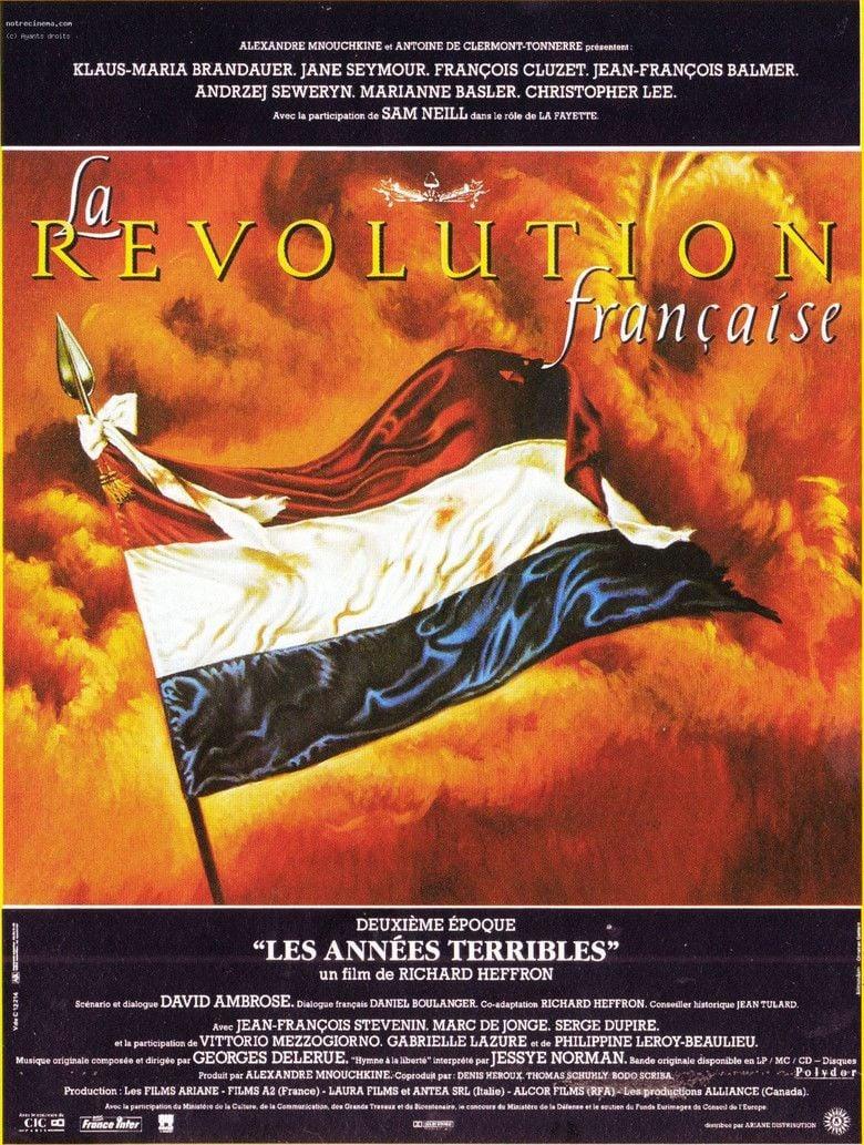 La Revolution francaise (film) movie poster