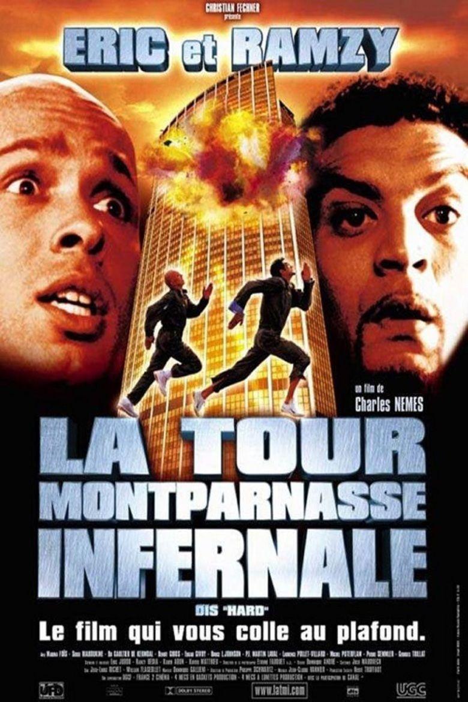La Tour Montparnasse Infernale movie poster