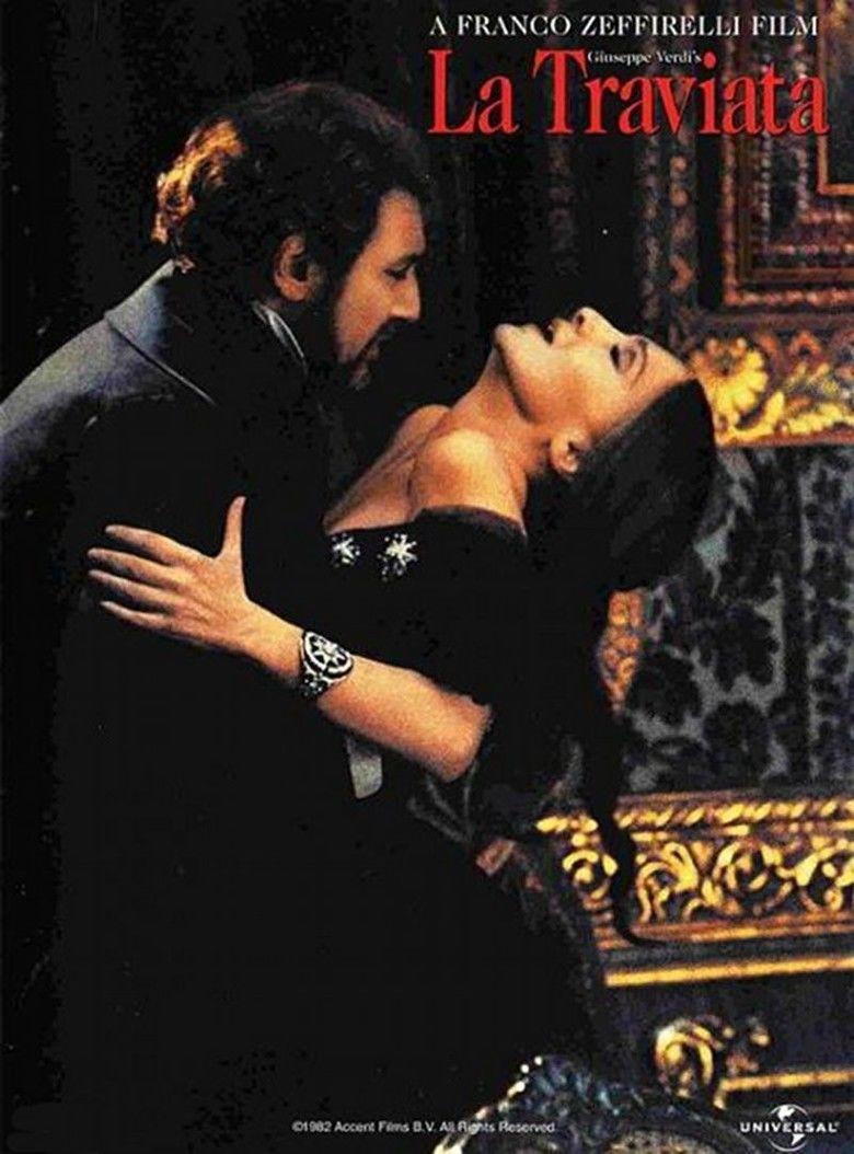 La Traviata (1983 film) movie poster