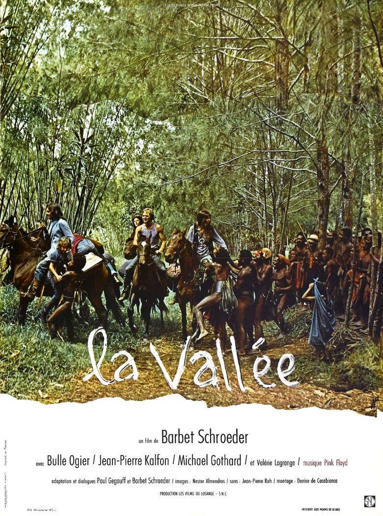 La Vallee (film) movie poster