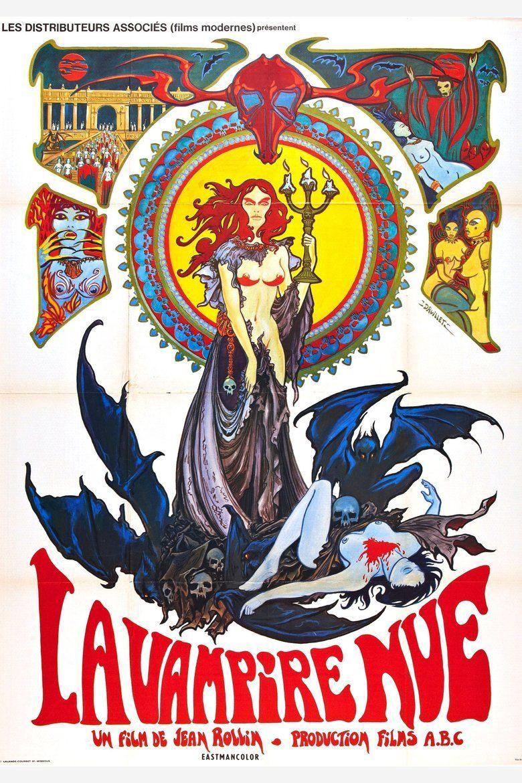 La Vampire Nue movie poster
