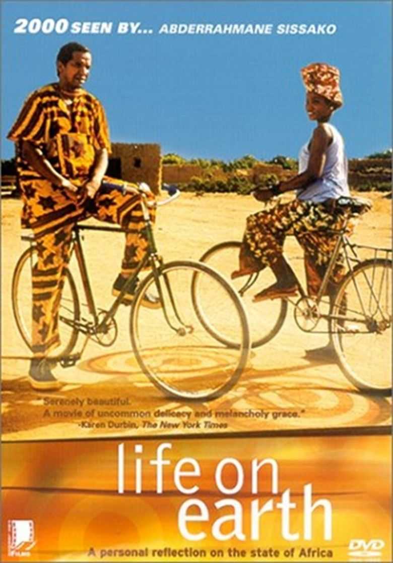La Vie Sur Terre movie poster