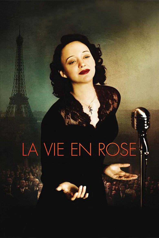 La Vie en rose (film) movie poster