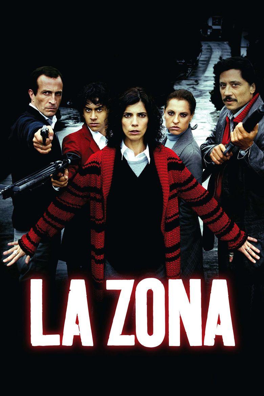 La Zona (film) movie poster