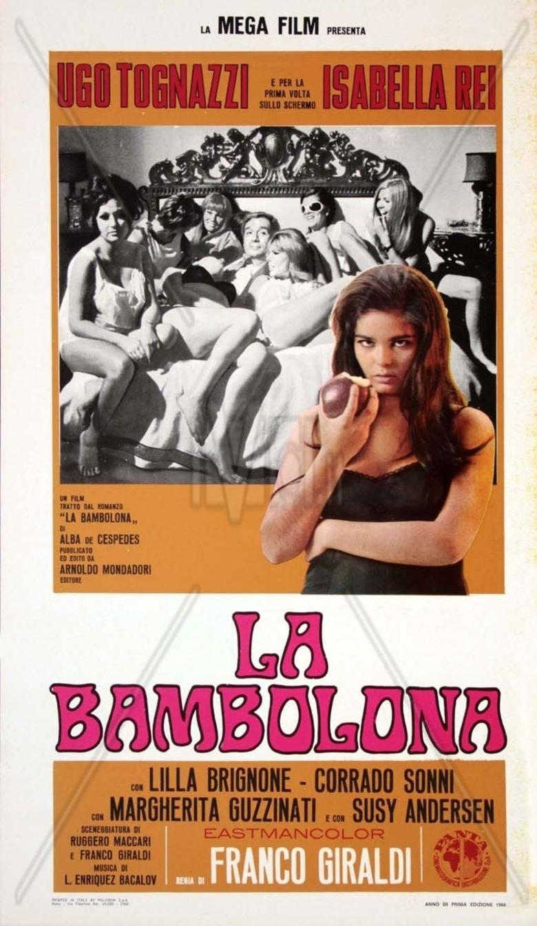 La bambolona movie poster