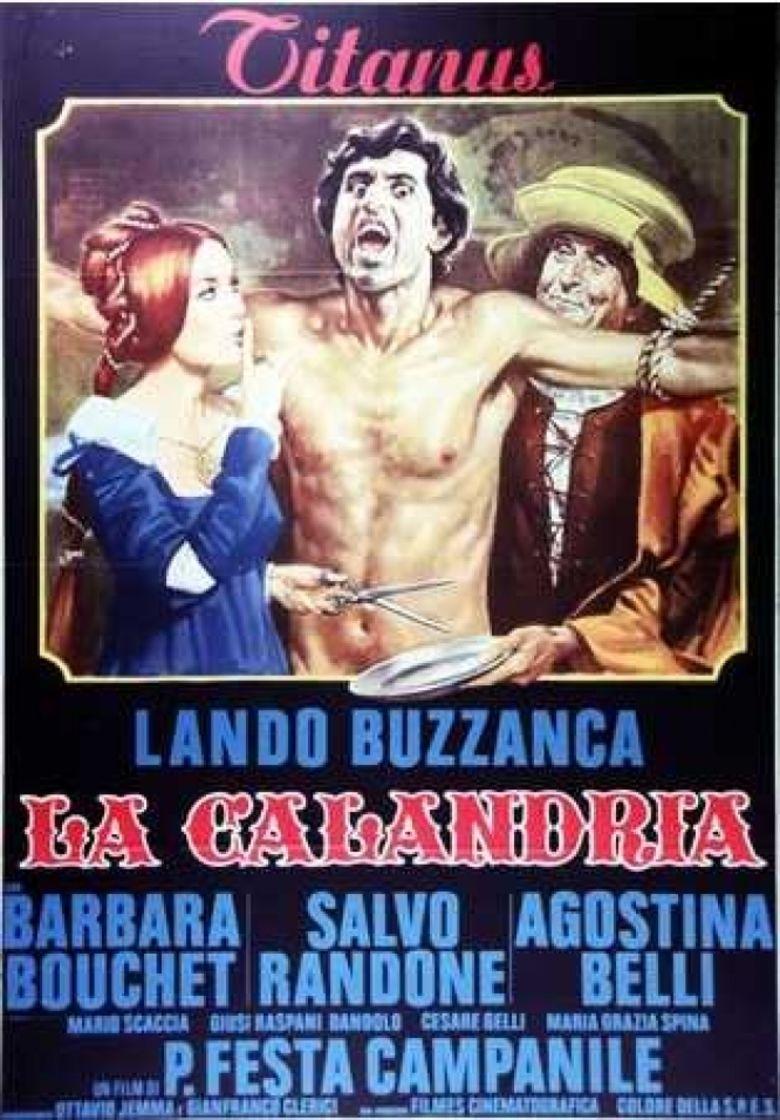 La calandria (1972 film) movie poster