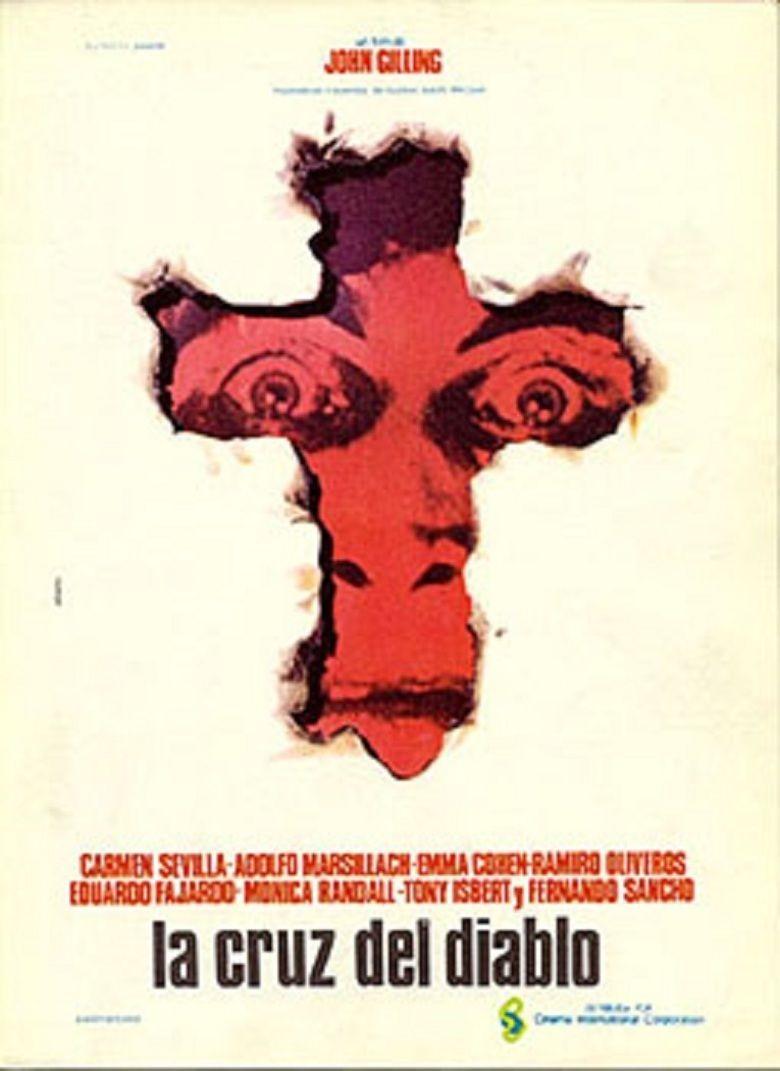 La cruz del diablo movie poster