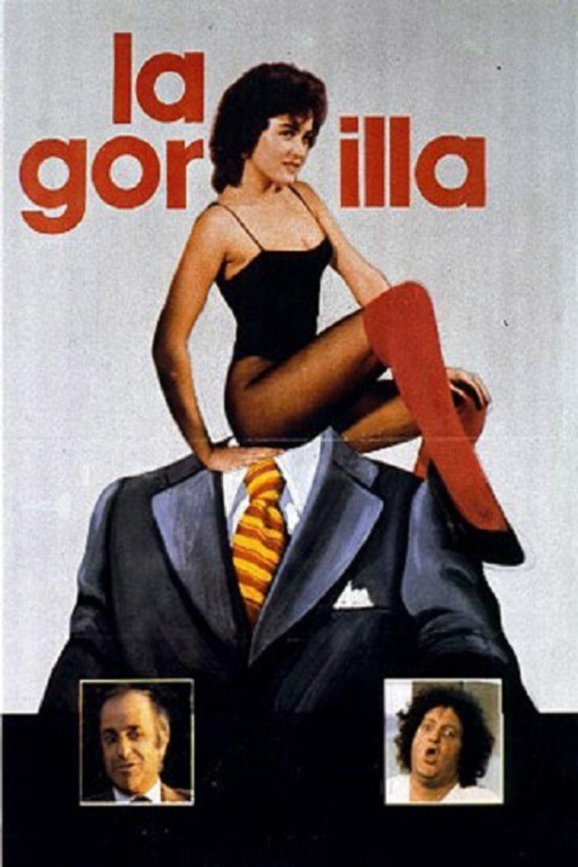 La gorilla movie poster
