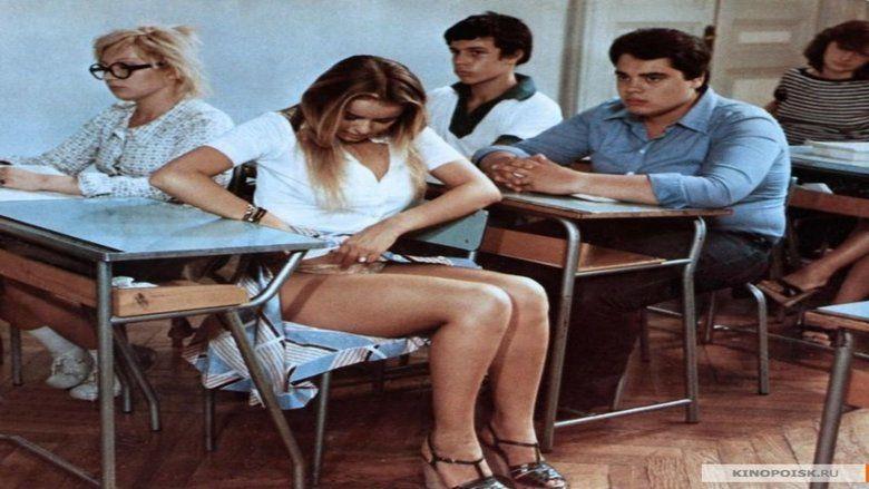 La liceale movie scenes
