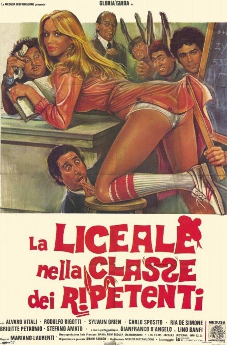 La liceale nella classe dei ripetenti movie poster