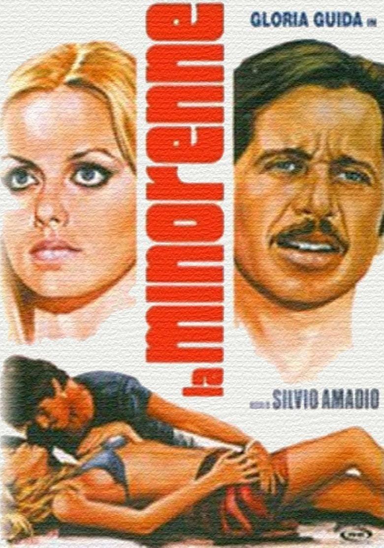 La minorenne movie poster