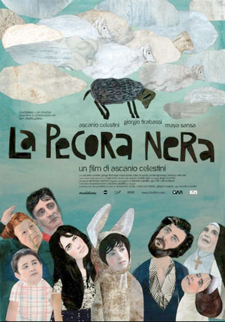 La pecora nera (2010 film) movie poster