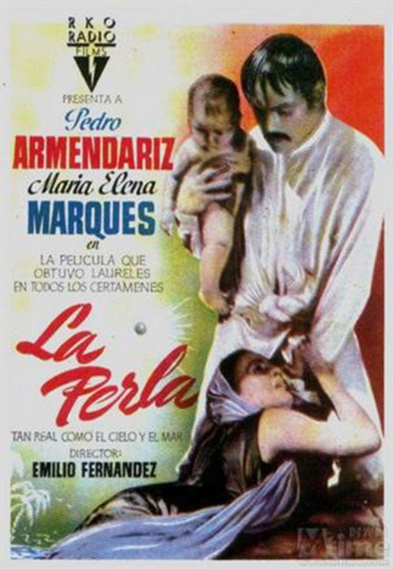 La perla (film) movie poster