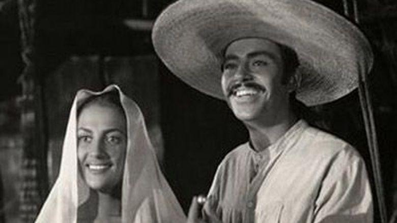 La perla (film) movie scenes