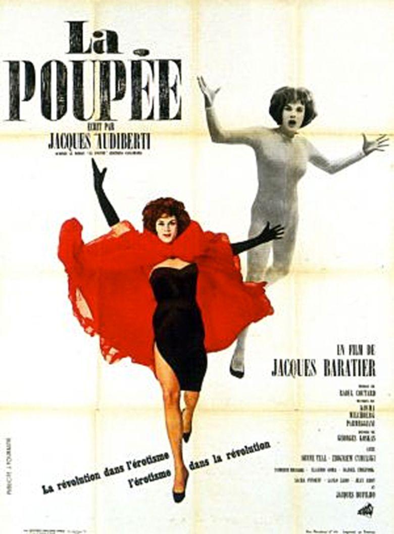 La poupee (film) movie poster
