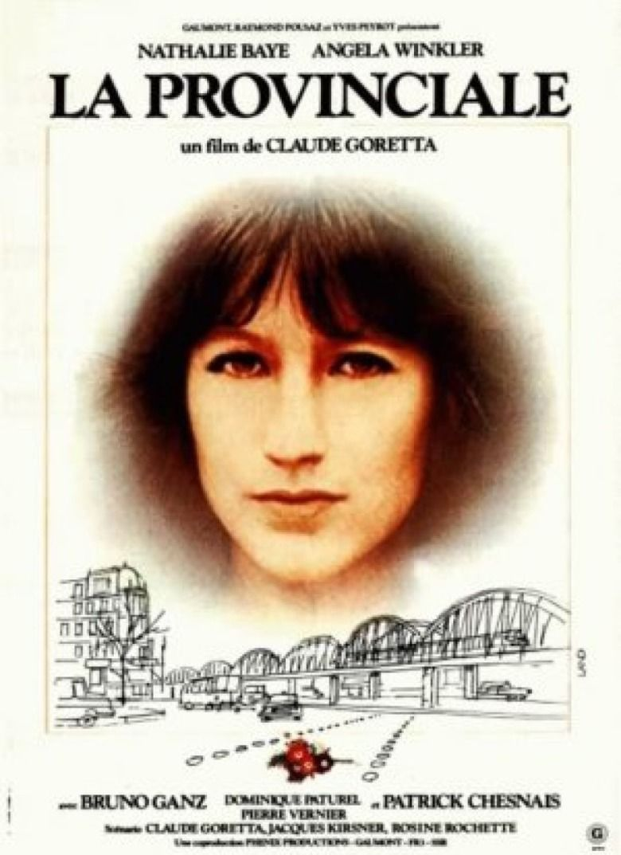 La provinciale (1981 film) movie poster