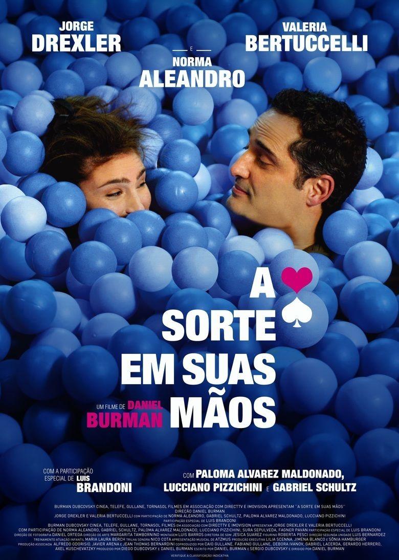 La suerte en tus manos movie poster