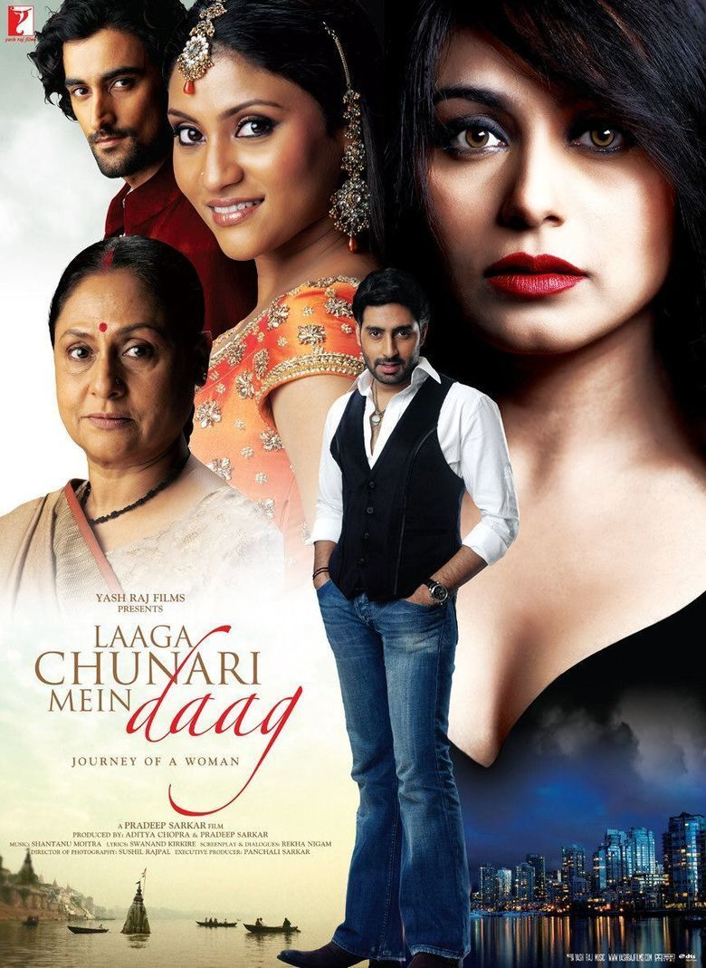 Laaga Chunari Mein Daag movie poster