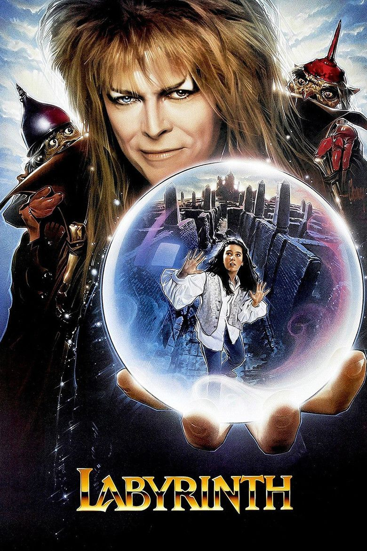 Labyrinth (film) movie poster